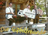 Zij brengen muziek van o.a. die Schürzenjäger. Die Klösterthaler, Zellberg baum enz.