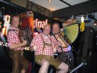 Het doel van Die  Stimmungsmacher is  'Musik, gute Laune und Sonnenschein im Herzen'
